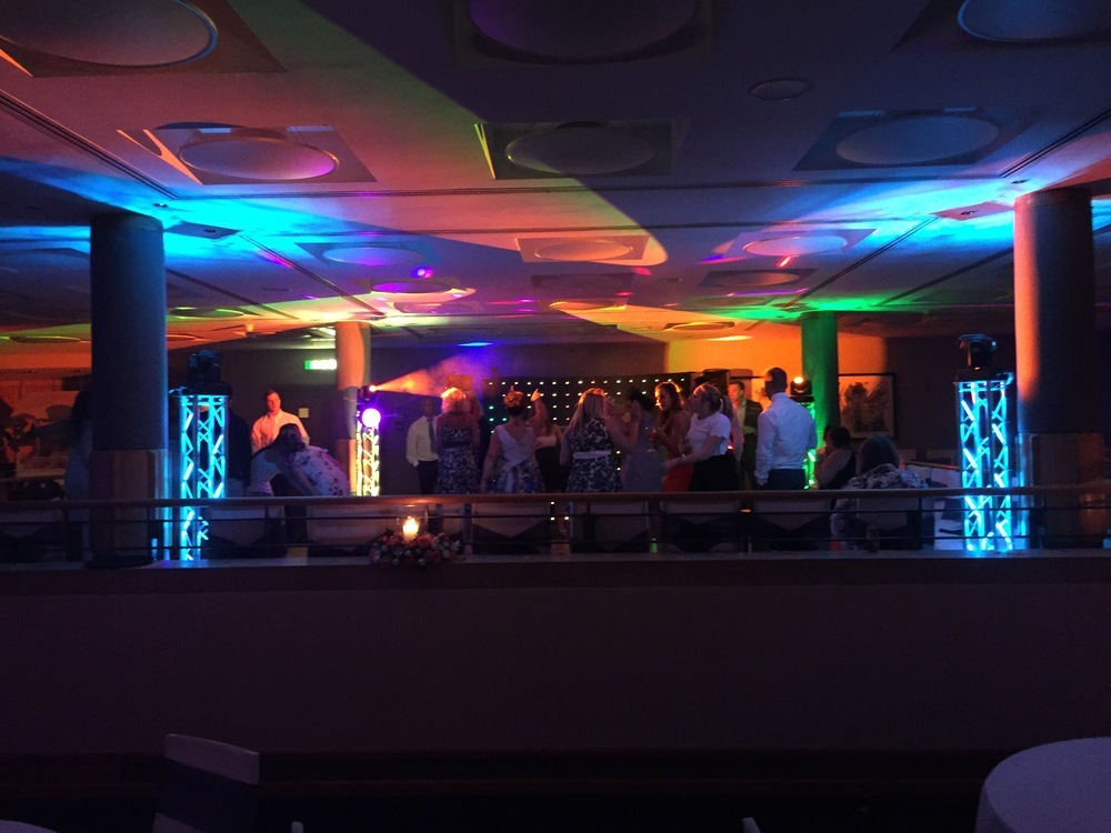 Fanhams Hall Wedding DJ - The Pro DJs Review - Fanhams Hall, The Pavilion